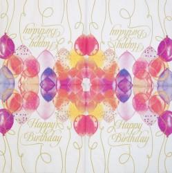 Napkin Happy birthday