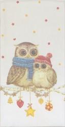 Handkerchief Owls