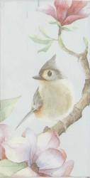 Popierinė nosinaitė Paukštis