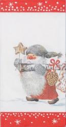 Handkerchief Santa