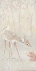 Handkerchief Roe deer