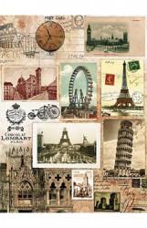 Ryžinis popierius Paryžius