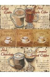 Ryžinis popierius Kava