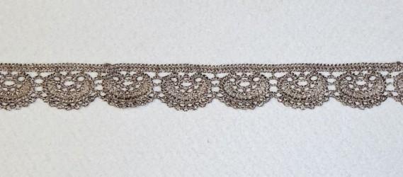Juostelė rusva (2,5 cm pločio, 1 m)