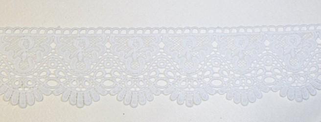 Juostelė balta (10 cm pločio, 1 m)