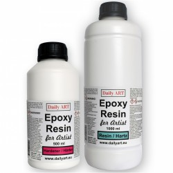 Epoxy Resin (1000 ml + 500 ml)