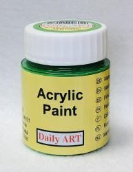 Matiniai akriliniai dažai Salotinė (25 ml)
