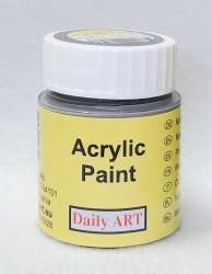 Matiniai akriliniai dažai Musonas (25 ml)