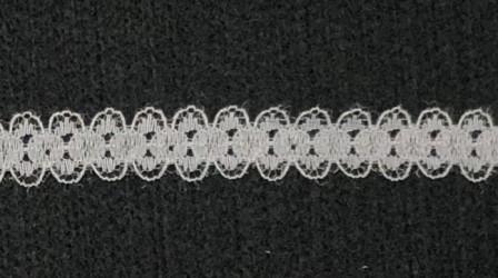 Juostelė Pilka (1,5 cm pločio, 1 m)