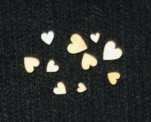 Širdelės (10 vnt)