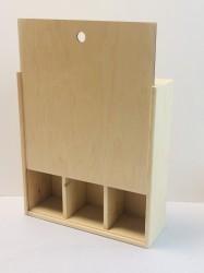 Vine box (3 lids)