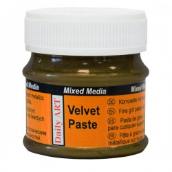 """Paint """"velvet effect"""" - onyx (50 ml)"""