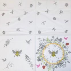 Servetėlė Bitė