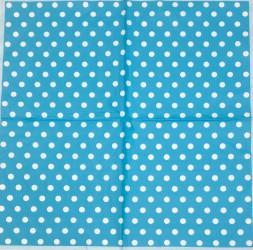 Napkin Blue dots