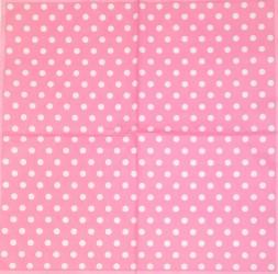 Napkin Pink dots