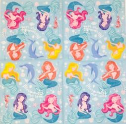 Napkin Mermaids