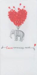 Nosinaitė Mylimas dramblys