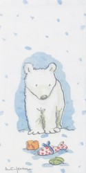 Handkerchief Mouse and bear