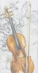 Handkerchief Violin