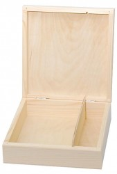 Dėžutė su skyreliu