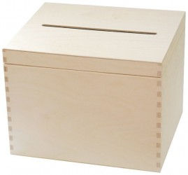 Box for letters