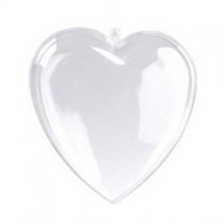 Širdis skaidris (2 dalys) 10 cm