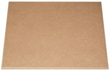 Stačiakampė forma iš MDF (25 x 35cm)
