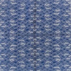 Servetėlė Bangos mėlynos