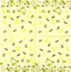 Servetėlė Bitės
