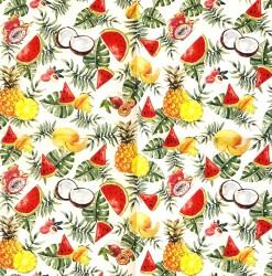 Servetėlė Egzotiniai vaisiai