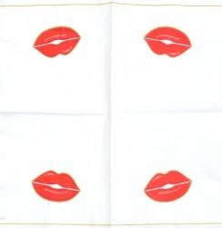 Servetėlė Lūpos