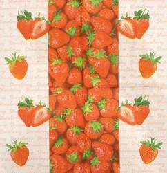 Napkin Strawberry